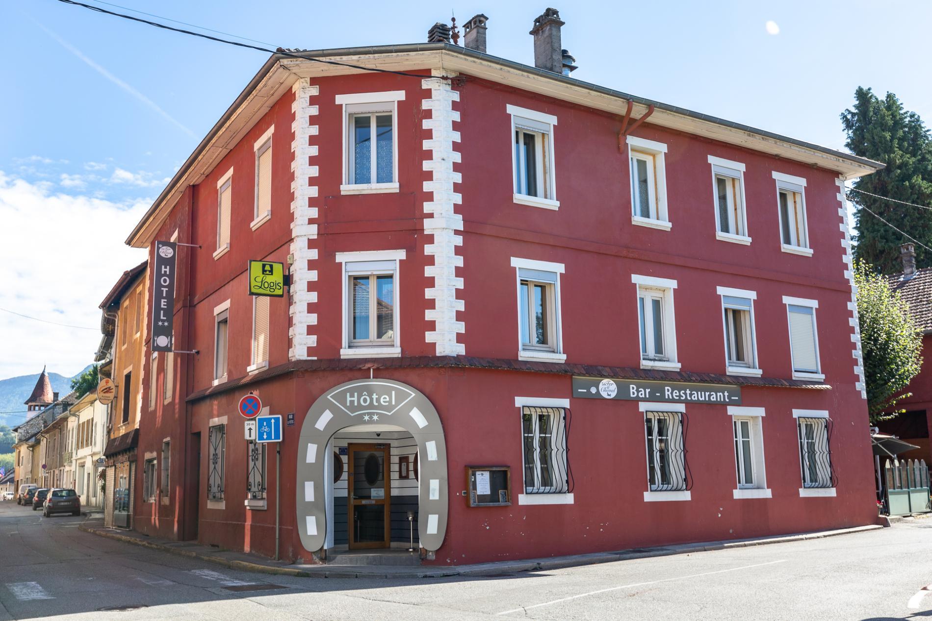Logis Hôtel du Fer à Cheval