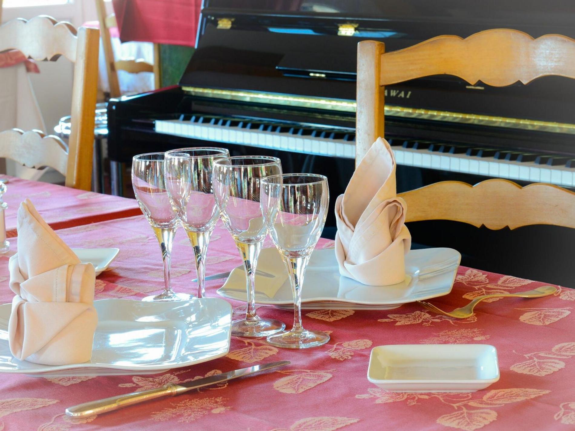 Restaurant à Pont d'Ouilly
