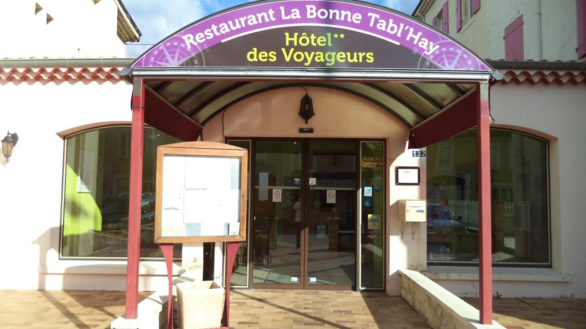Hôtel-restaurant à Livron sur Drôme : Hôtel des Voyageurs