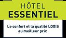 Logis Hotel Essentiel Le Provençal à Euville